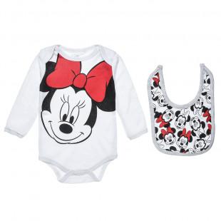 Σετ Disney Minnie Mouse 2 τεμάχια (0-3 μηνών)