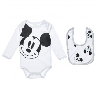 Set Disney Mickey Mouse 2-pieces (0-3 months)