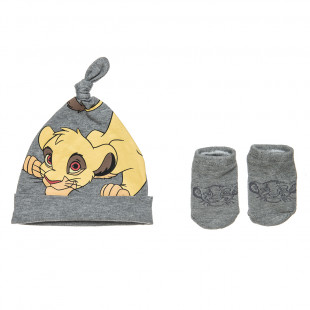 Set Disney Lion King Simba 2-pieces (0-3 months)