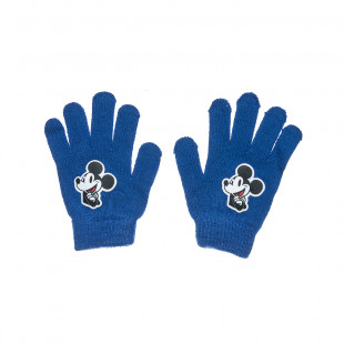Gloves Disney Mickey Mouse one size (6-16 years)