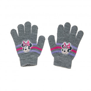 Gloves Disney Minnie Mouse one size (6-16 years)
