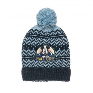 Beanie Disney Mickey Mouse with embroidery one size (1-2 years)