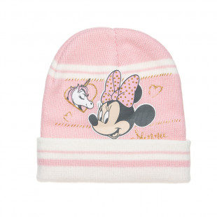 Beanie Disney Minnie Mouse with glitter details one size (1-2 years)