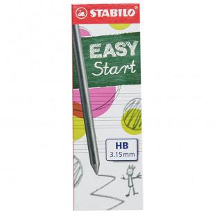 Μύτες για Μηχανικό Μολύβι Stabilo EASYergo ΗΒ 3.15mm (6 τεμ)