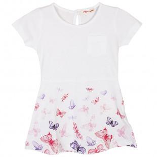 Φόρεμα (Κορίτσι 12 μηνών-3 ετών)
