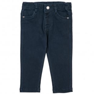 Παντελόνι τζιν σε ίσια γραμμή (Αγόρι 9 μηνών-5 ετών)