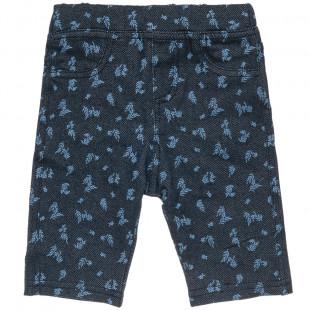 Παντελόνι κοντό με μοτίβο (9 μηνών-3 ετών)