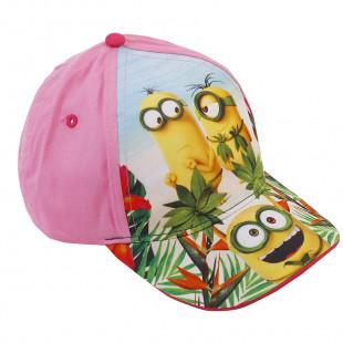 Καπέλο Τζόκευ Minions (Κορίτσι 3-5 ετών)