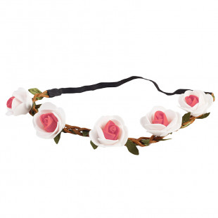 Flower Headband garland