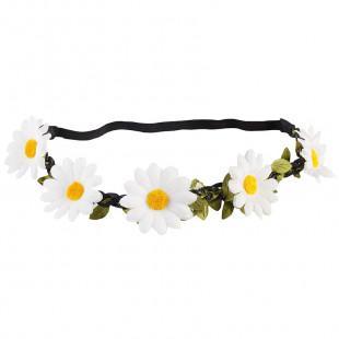 Κορδέλα μαλλιών με λουλούδια