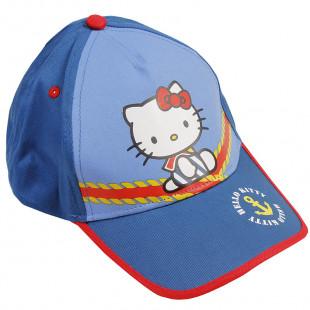 Καπέλο Τζόκευ Hello Kitty (4-6 ετών)