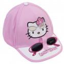Καπέλο Τζόκευ με γυαλιά Hello Kitty (4-6 ετών)