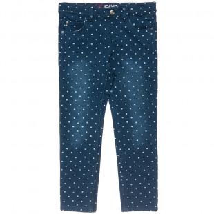Basic denim trousers (6-16 years)