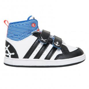 Παπούτσια Adidas HOOPS CMF MID INF (Μεγέθη 21-27)