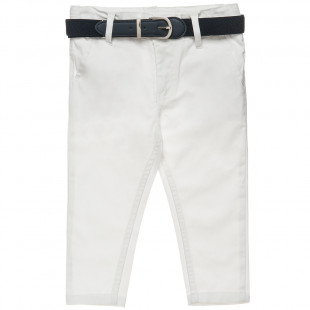 Chino Trousers with Belt (9 months-5 years)