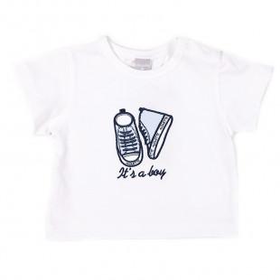 Μπλούζα Tender Comforts (Αγόρι 3-18 μηνών)