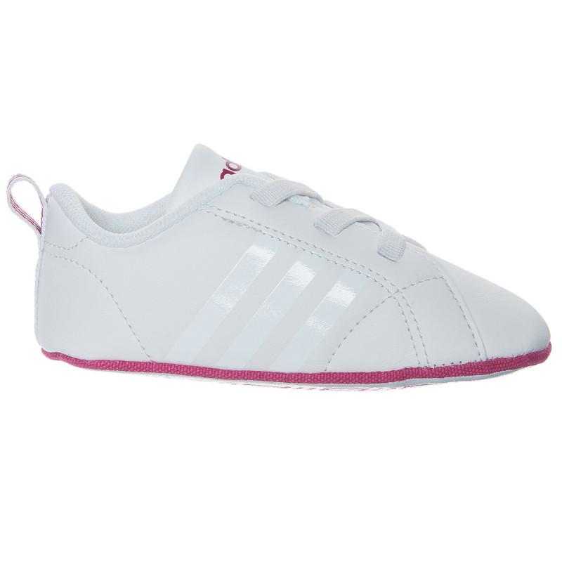 Adidas shoes VS Adnantage Crib (size 16-20)