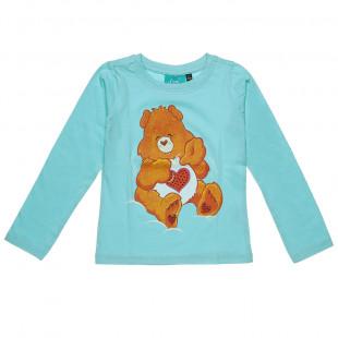 Μπλούζα μακρυμάνικη (2-7 ετών)