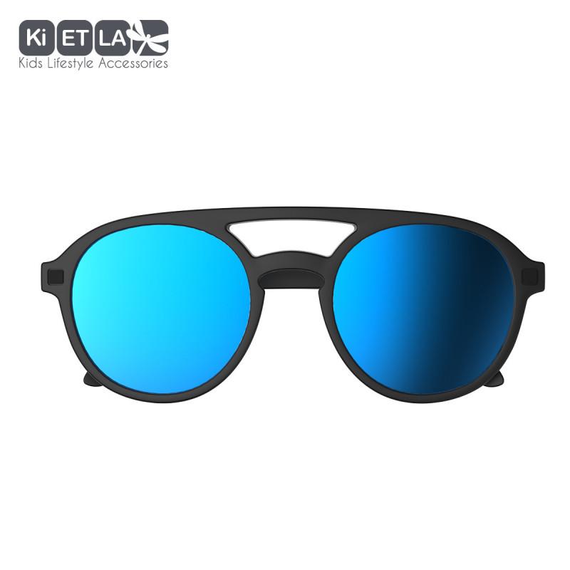 Γυαλιά ηλίου Kietla CraZyg-Zag SUN PiZZ σχήμα πιλότου (unisex 6-12 ετών)